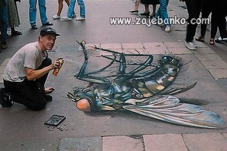 3D crteži iluzije