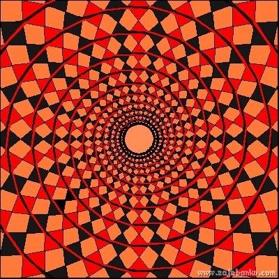 Fraserova spirala optička iluzija