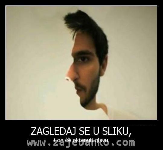 Iluzija okretanja glave