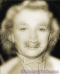 Albert Einstein ili Marilyn Monroe slika - optička varka