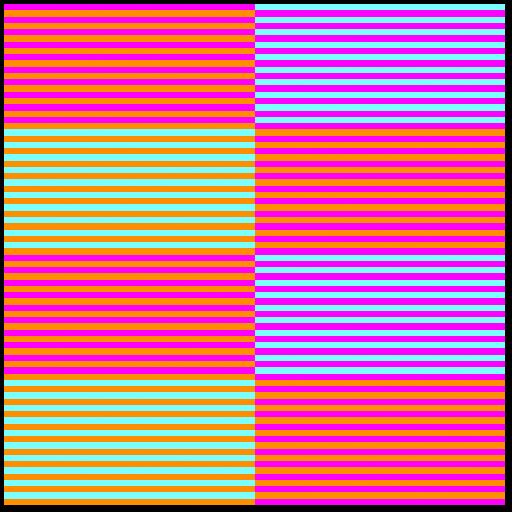 Plava ili zelena - optička iluzija boja