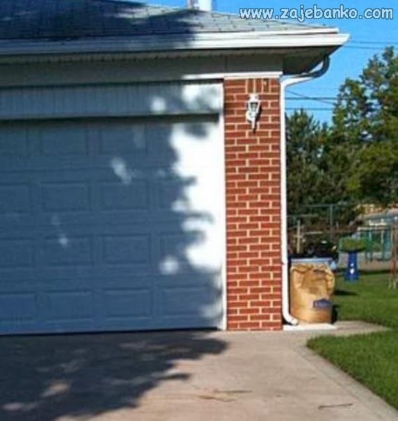 Skriveno lice optička iluzija