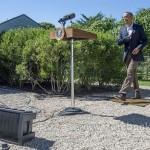 Barack Obama optička iluzija - iluzija letećeg tepiha