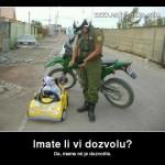 Policajci - najbolji vicevi