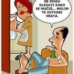 Smiješne uvrede ženama - vic