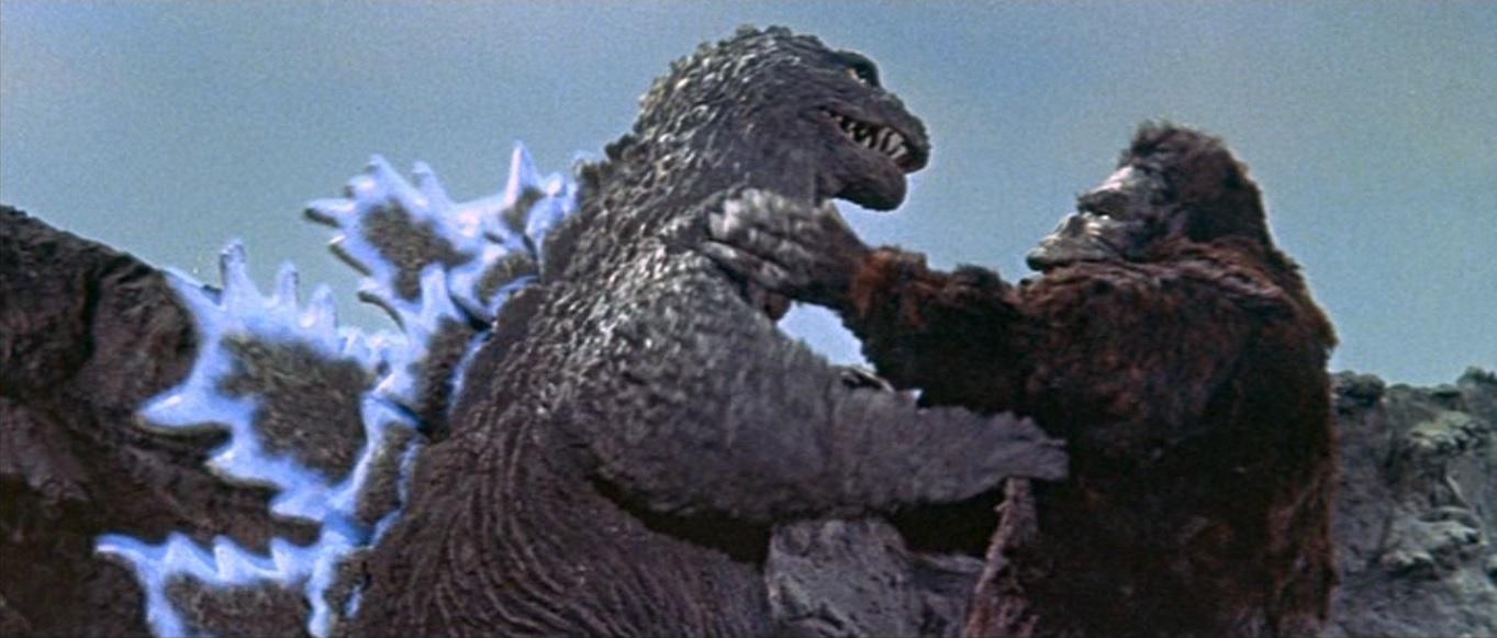 Godzila - japansko filmsko čudovište