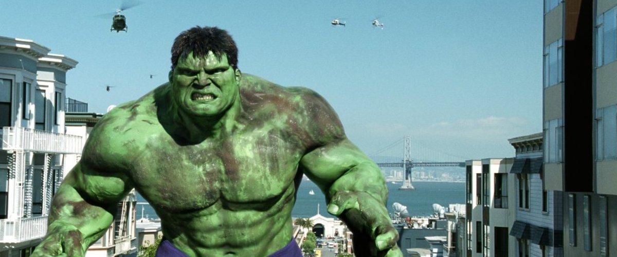 Nevjerojatni Hulk film