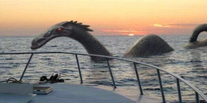 Nessie iz Loch Nessa u Škotskoj