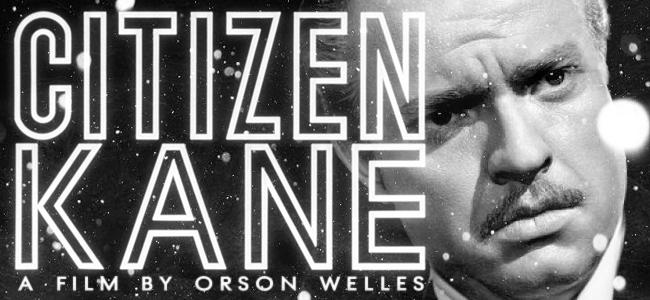 Orson Welles: Građanin Kane film