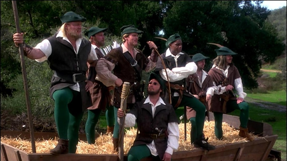 Robin Hood: Muškarci u tajicama