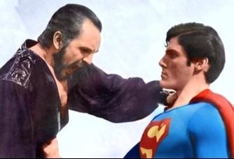Strip Superman