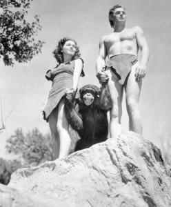 Tarzan i Cheetah