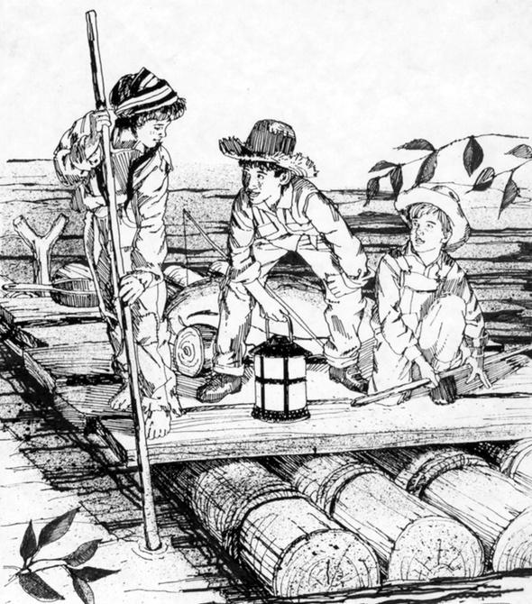 Tom Sawyer i Huckleberry Finn