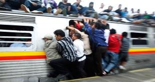 Nevjerojatna gužva u kineskim vlakovima