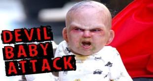Ružna beba ravno iz pakla