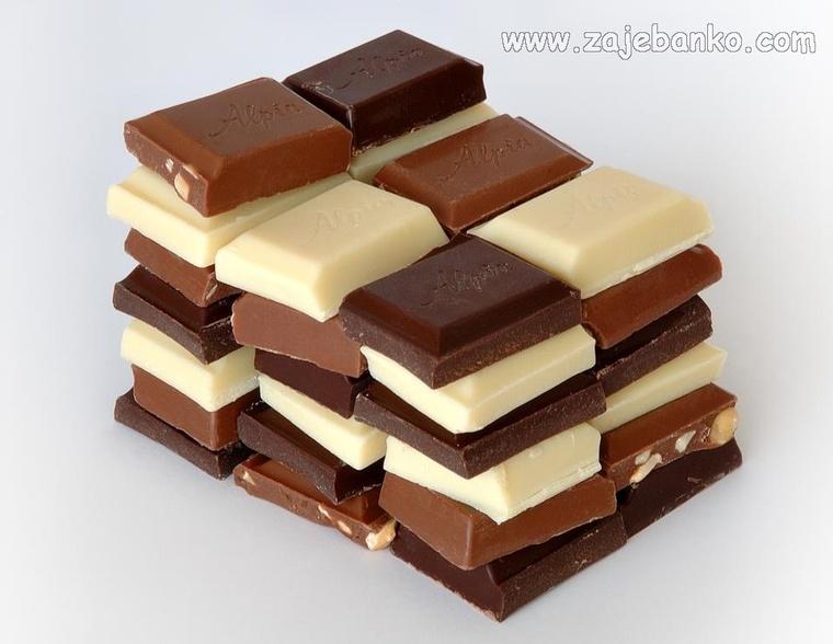 Najljepše slike čokolade