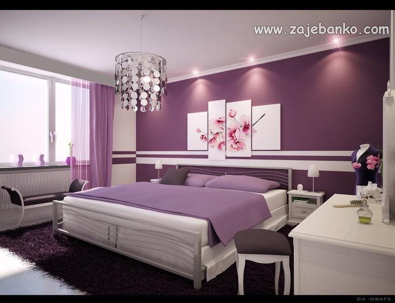 Dizajnerske spavaće sobe