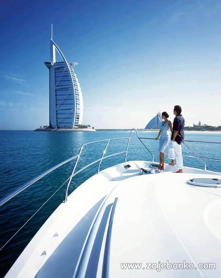Dubai - dragulj na kruni Ujedinjenih Arapskih Emirata