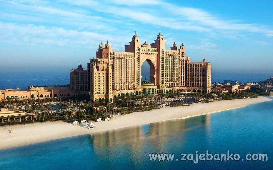 Dubai - grad raskoši i luksuza