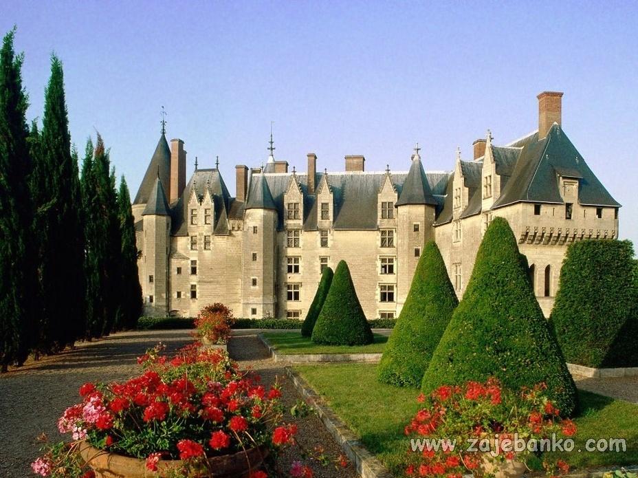 Francuski dvorci