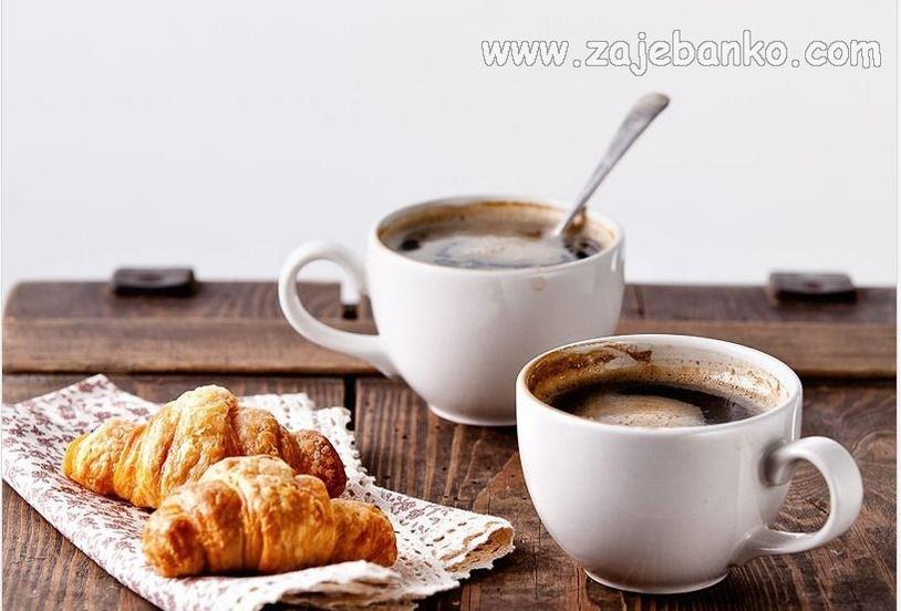 Kava - zavodljiv crni napitak