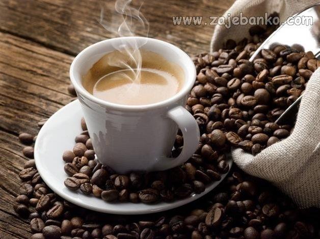 Neizostavan miris jutarnje kavice