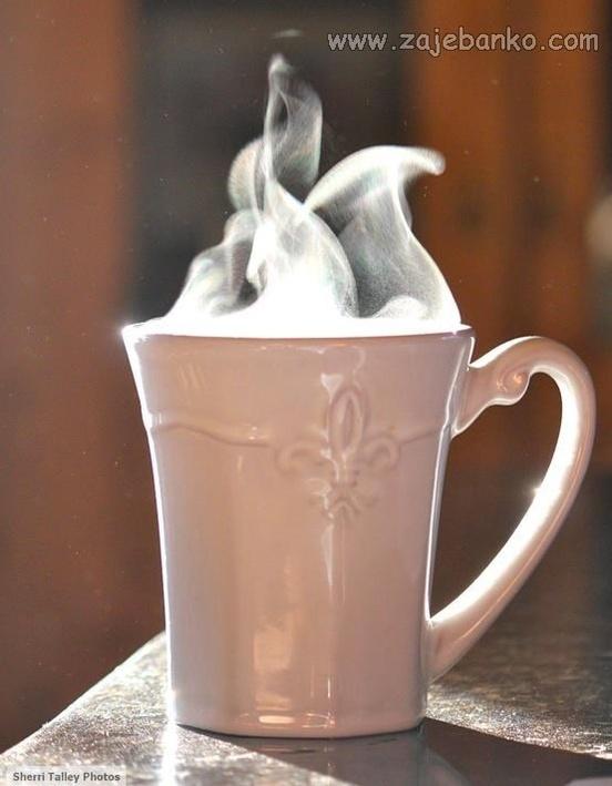 Miris i aroma prve jutarnje kavice