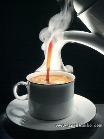 Miris svježe skuhane kave