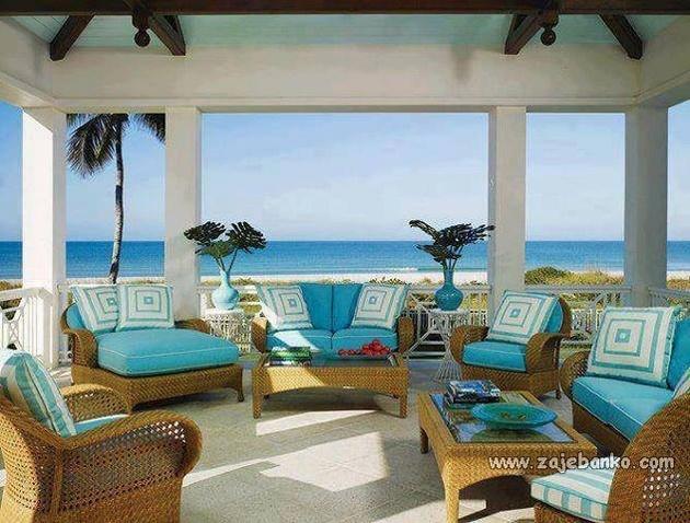 Luksuzna mjesta za odmor