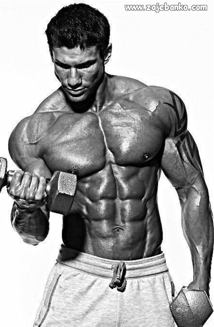 Bodybuilding motivacijski posteri