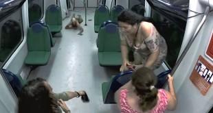 Napad zombija - brazilska skrivena kamera