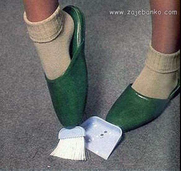 Kreativan dizajn: Neobične kućne papuče