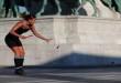Zadivljujuće akrobacije užetom video klip