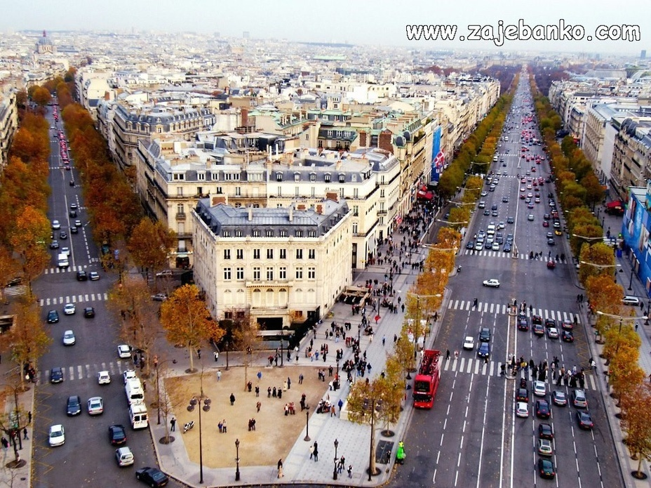 Znamenitosti Francuske