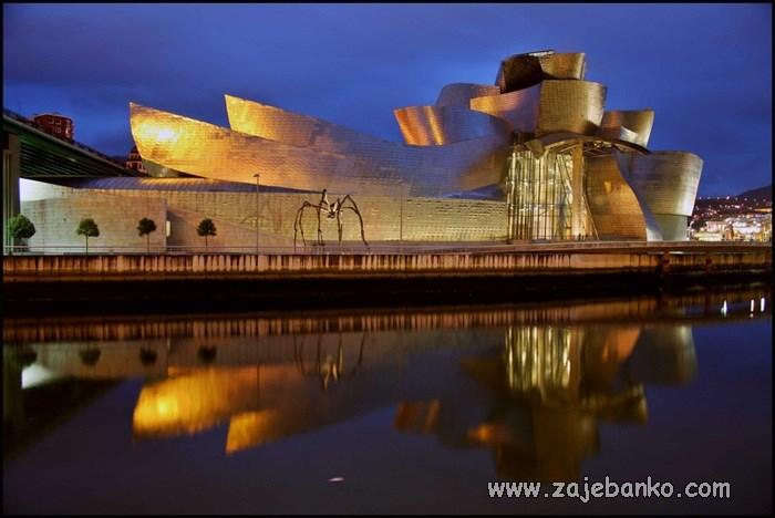 Fascinantna djela arhitekture - Guggenheim muzej