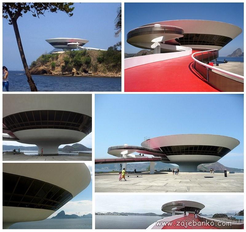 Najčudnije građevine na svijetu - Muzej suvremene umjetnosti