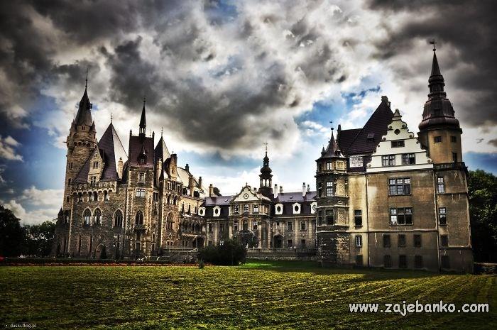 Svijet bajkovitih dvoraca