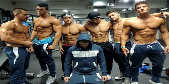 Bodybuilding i fitness motivacija