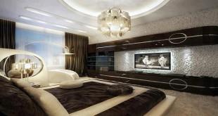 Dizajnerske spavaće sobe za spavanje sa stilom