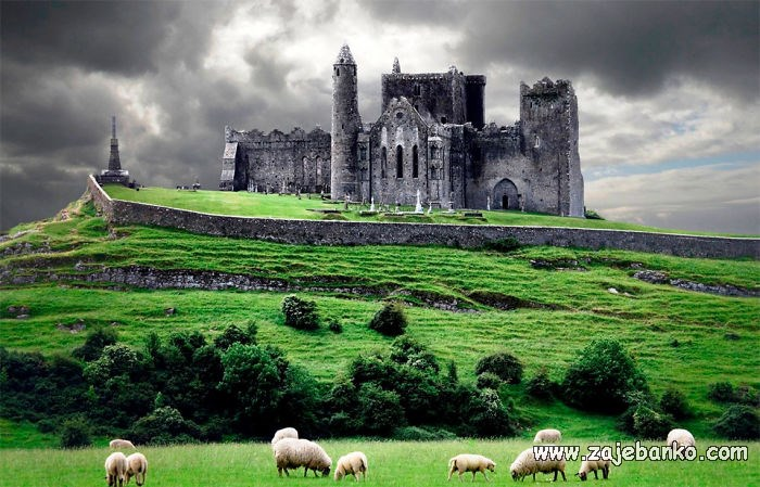 Prekrasan dvorac iz bajke