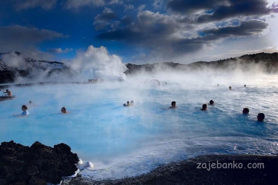 Island - zemlja vatre i leda