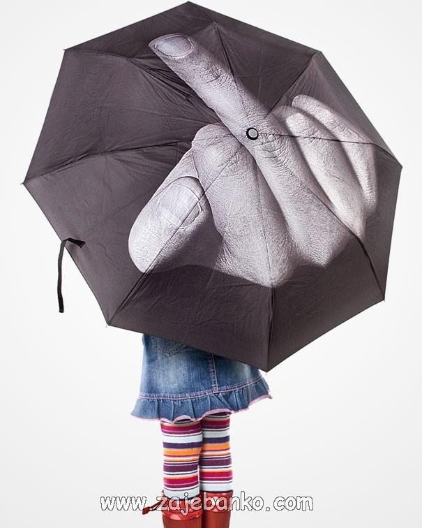 Kišobrani neobičnog dizajna