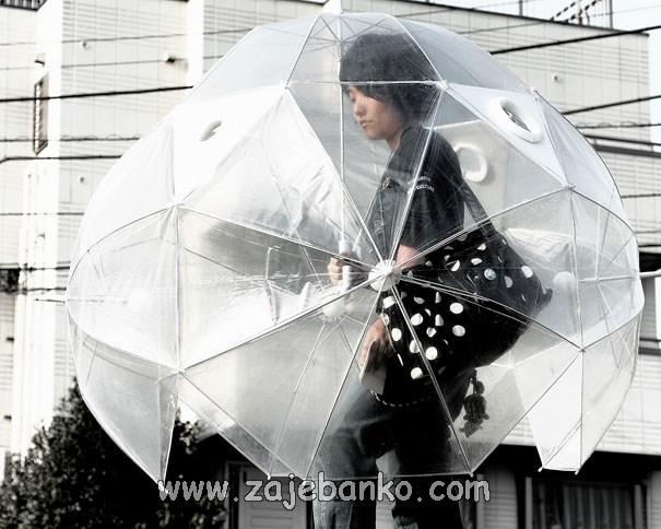 Kišobrani kreativnog dizajna