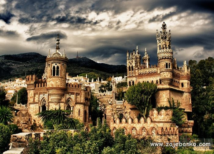 Najljepši dvorci svijeta