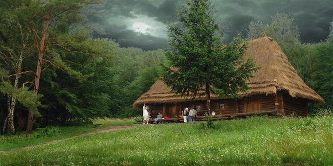 Prekrasne šume, šumska prostranstva