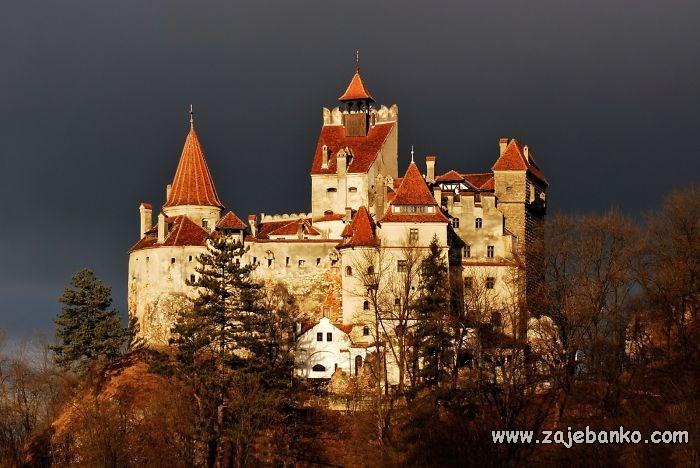 Bajkoviti dvorci - dašak minulog vremena