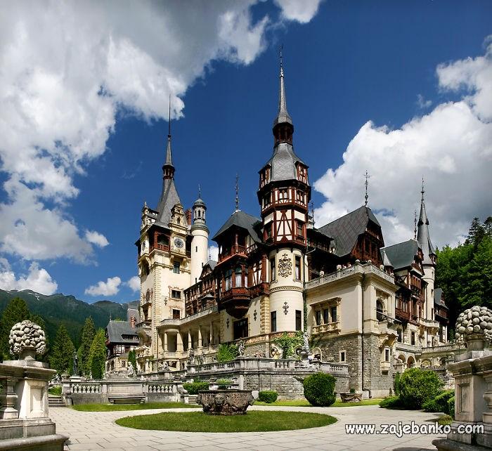Romantični dvorci - ljubavna gnijezda prinčeva i princeza