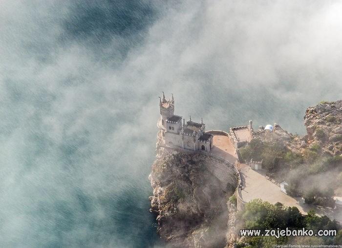 Čaroban svijet bajkovitih dvoraca