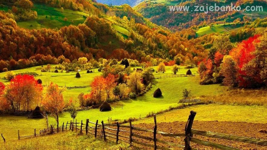 Najljepše Slike Jeseni čarolija Jeseni U Prirodi Page 2