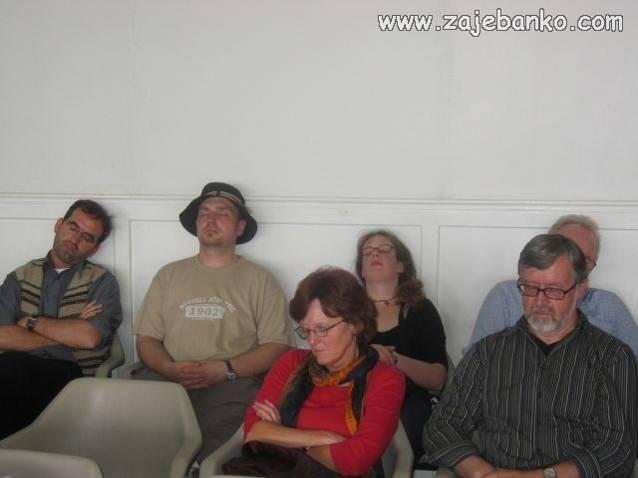 Slike usnulih ljudi